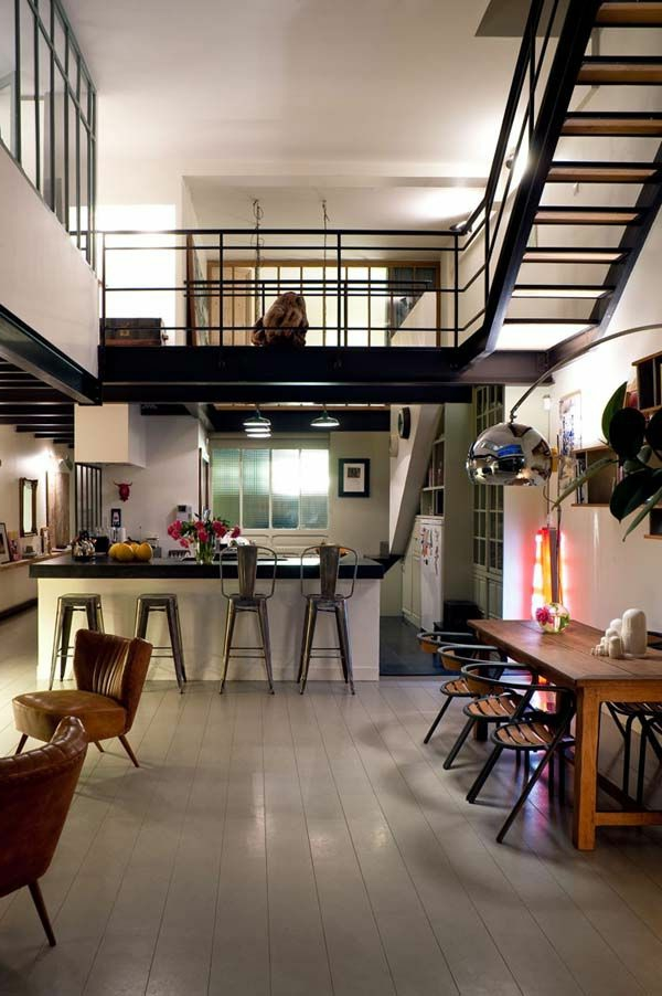 loft-parisien-un-merveilleux-appartement-indstriel