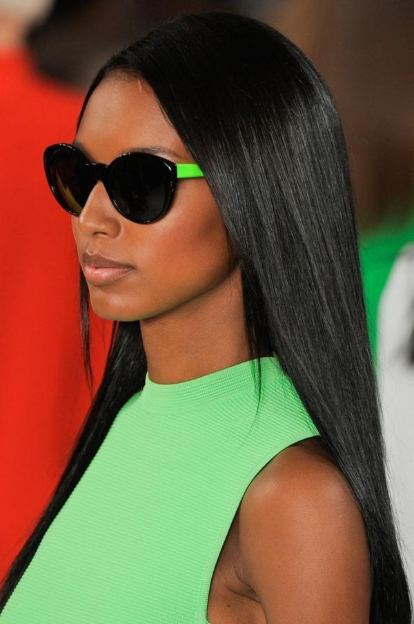 lunettes-de-soleil-noir-vert