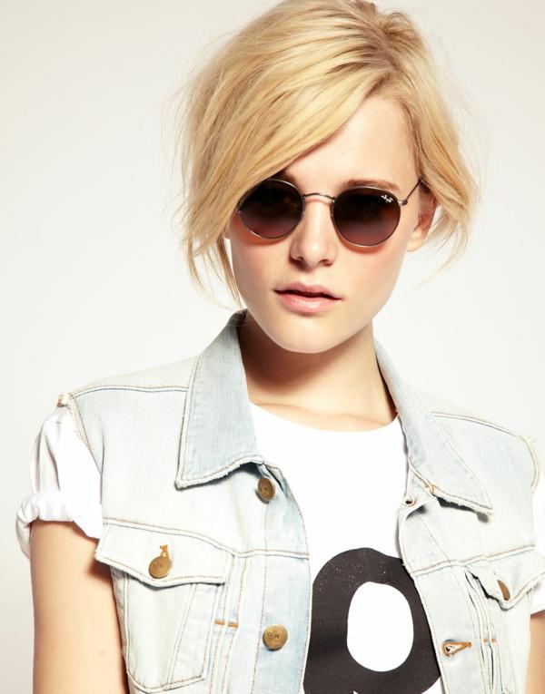 lunettes-de-soleil-ray-ban-rondes-femme-veste-denim-resized