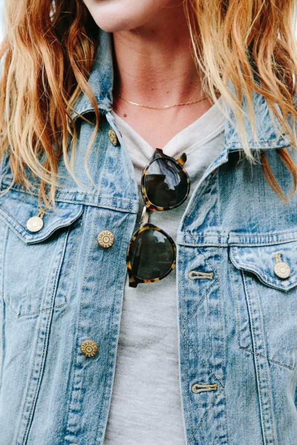 lunettes-de-soleil-veste-denim