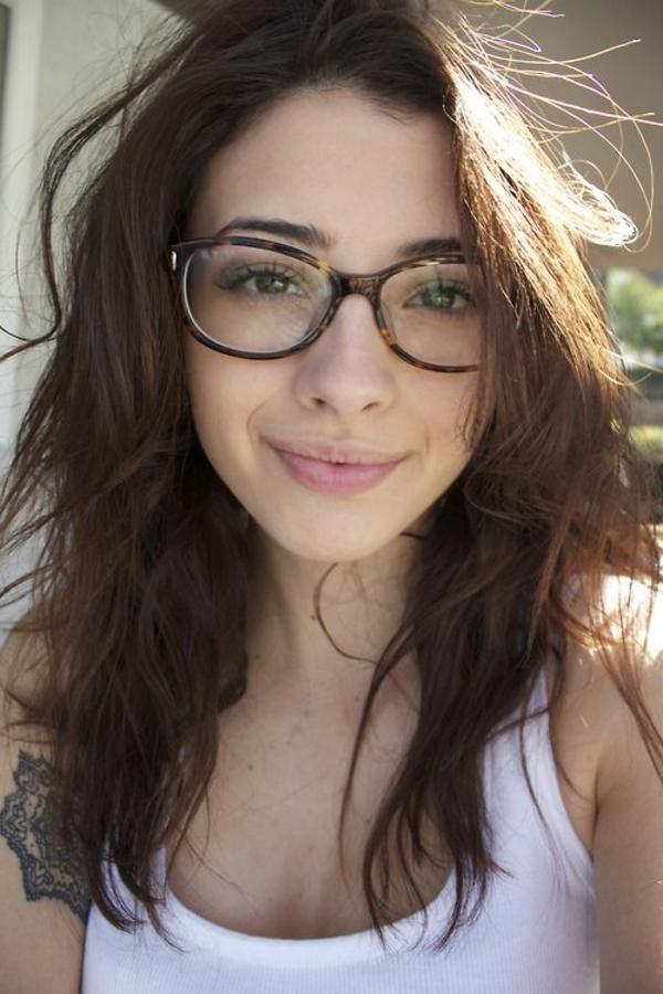 lunettes-de-vue-marron