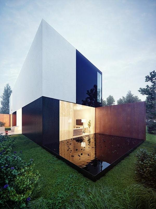 maison-cubique-avec-un-espace-extérieur-original