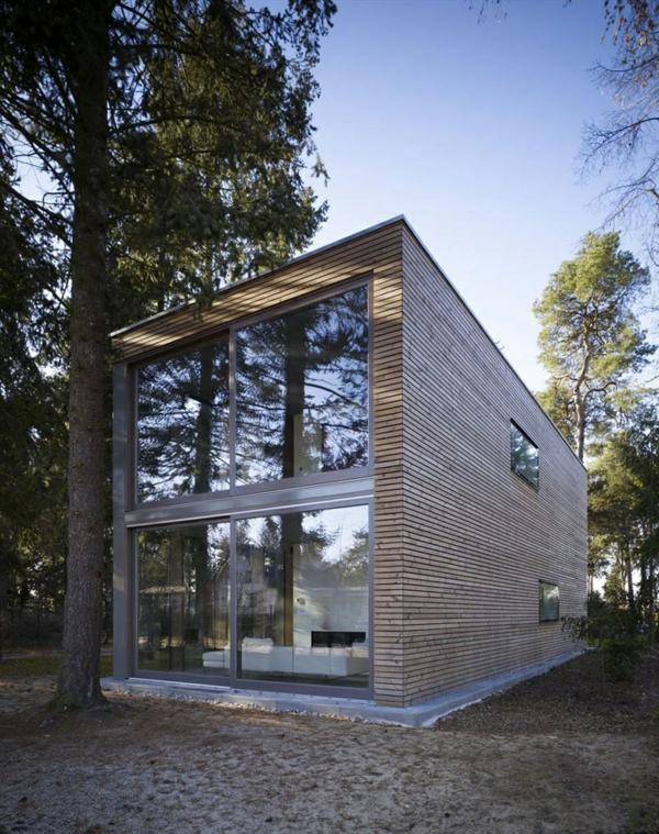 maison-cubique-de-deux-étages