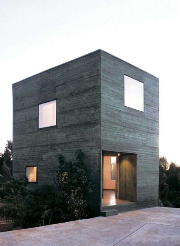La maison cubique en 85 photos - Architecture maison simple ...