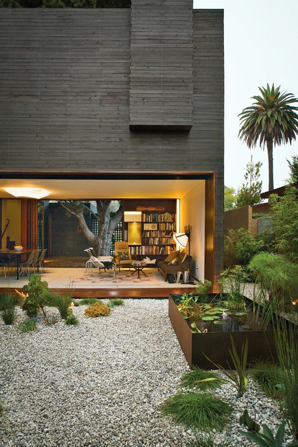 La maison cubique en 85 photos for Designer exterieur maison