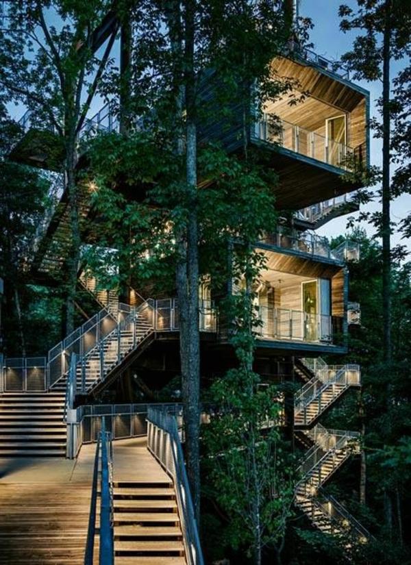La maison cubique en 85 photos for Architecture fantastique