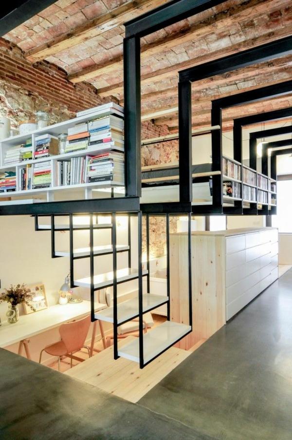 maison cubique loft
