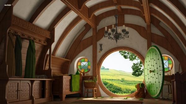 maison-de-hobbit-intérieur-fantastique
