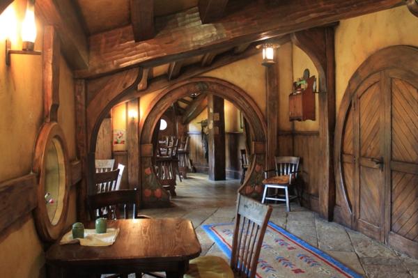 plan de maison hobbit gratuit