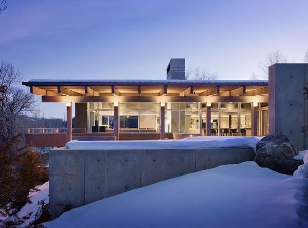 maison-plain-pied-moderne