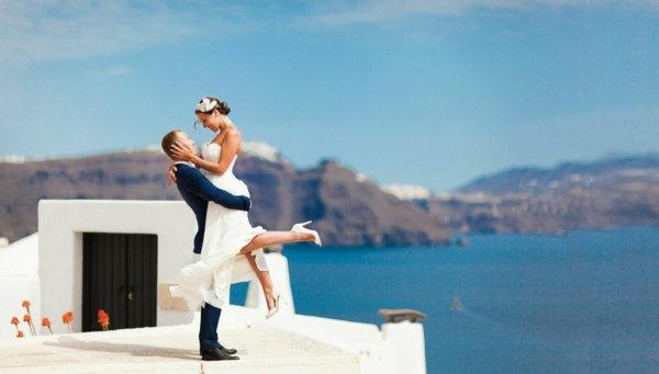 mariage-à-Santorin-L'ile-de-Santorini-vacances-merveilleuses