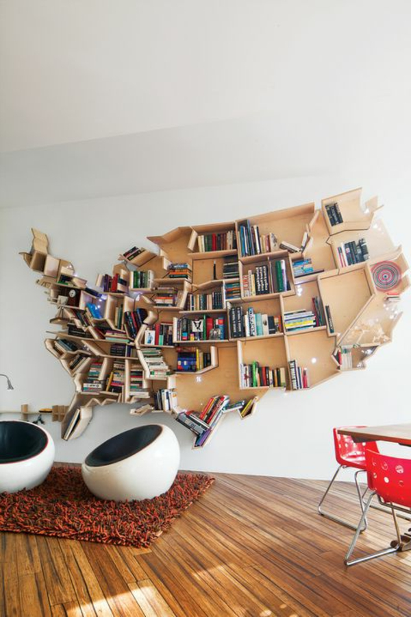 meuble-bibliothèque-à-thème-géographique