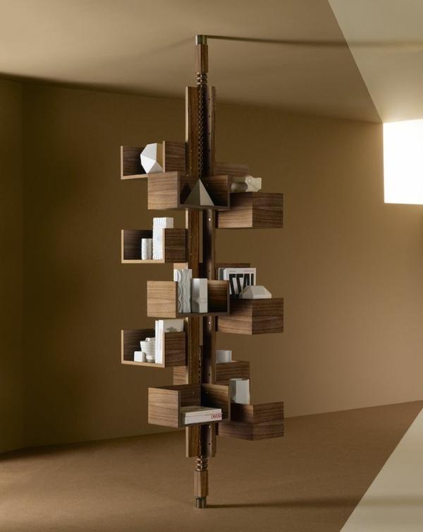 meuble-bibliothèque-original