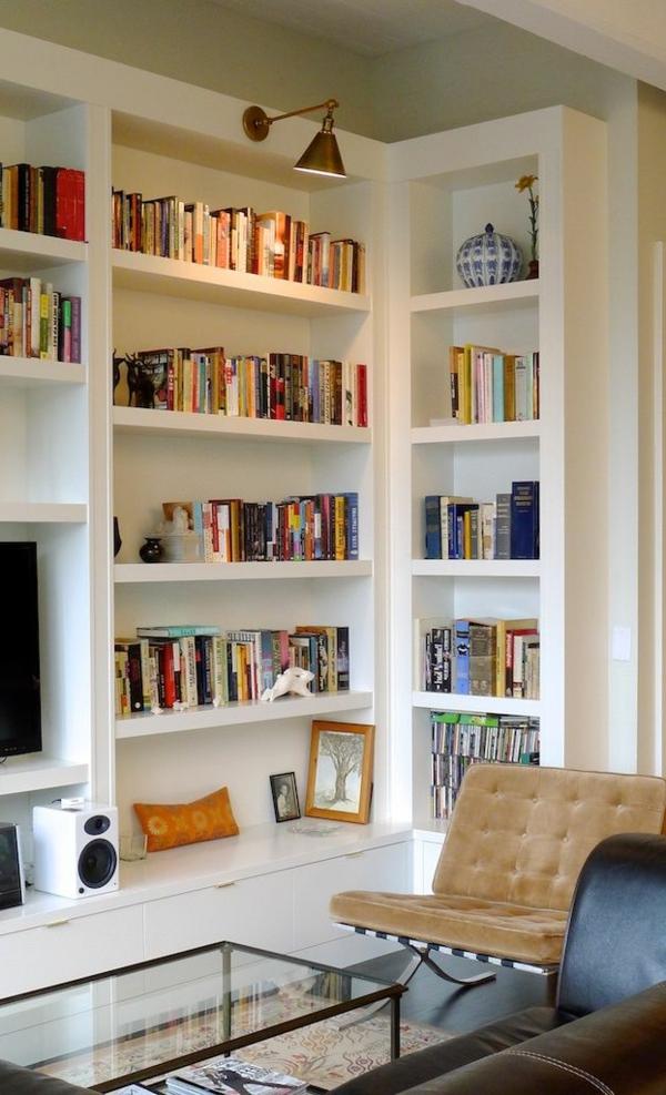 meuble-bibliothèque-pour-la-salle-de-séjour-moderne