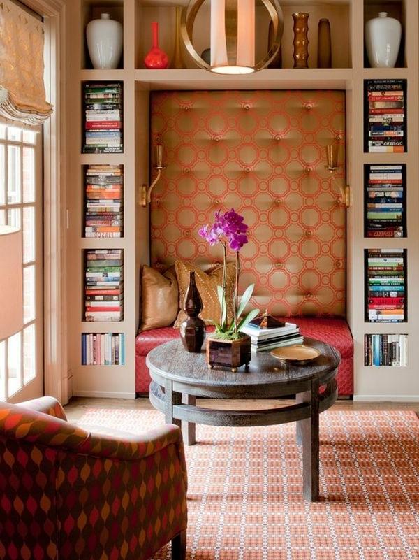 Designs cr atifs de meuble biblioth que - Meuble de rangement pour livres ...