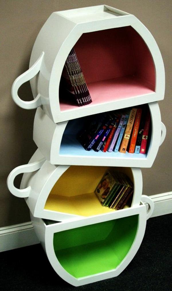 meuble-bibliothèque-rangement-de-livres-super-créatif