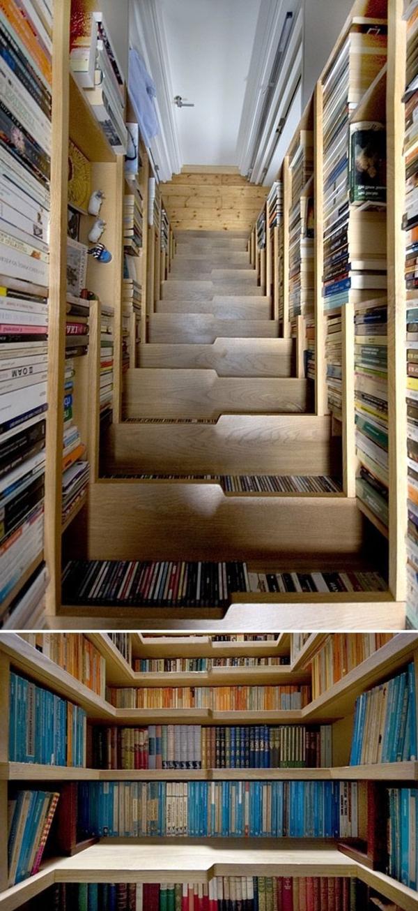 meuble-bibliothèque-vu-de-haut