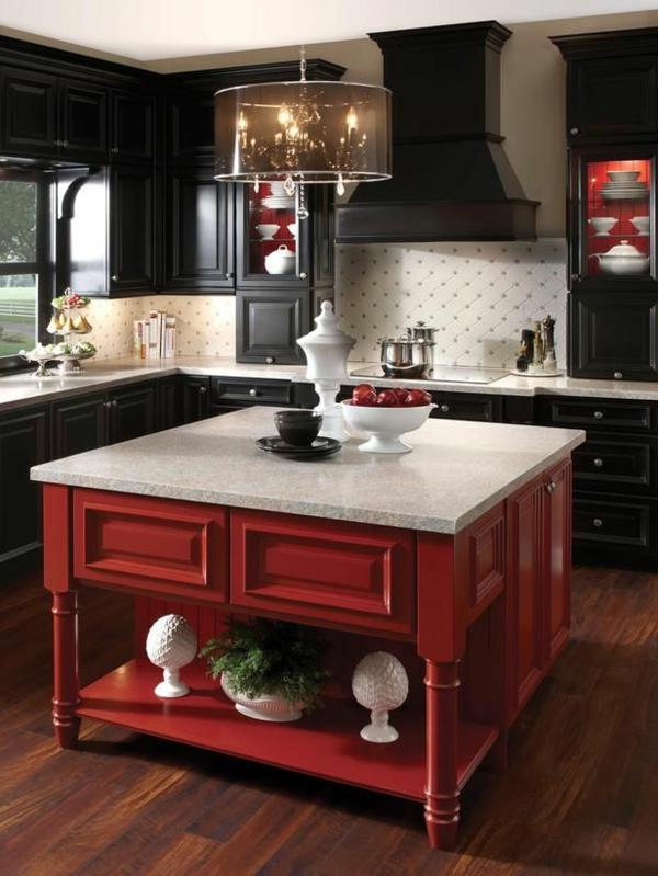 Meuble Tv Moderne Rouge : Design Duplex Appartement – Les Meilleures Idées En Images!