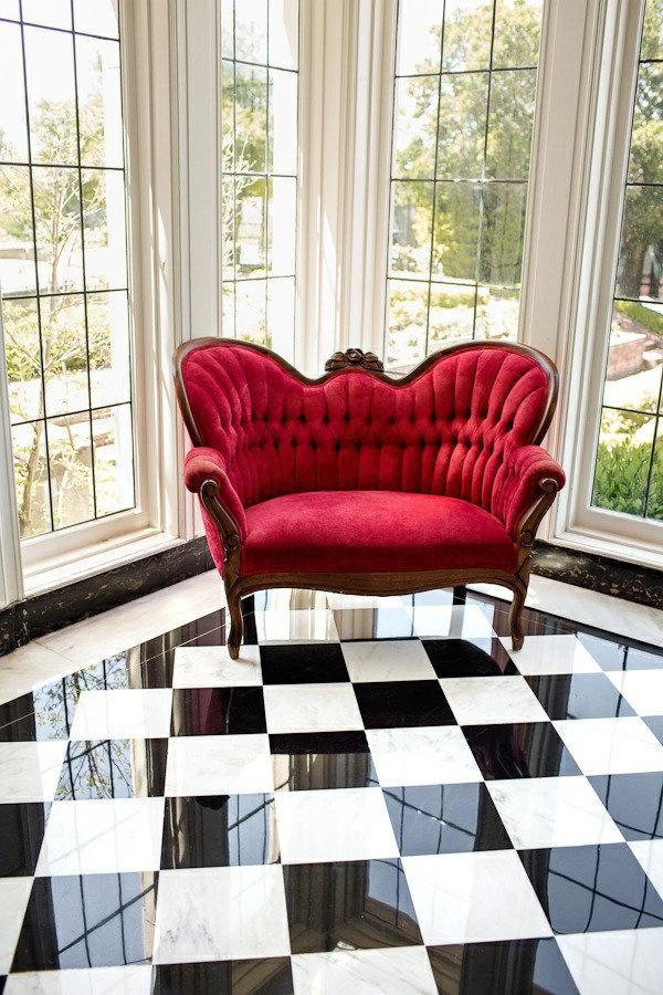 Mettez un meuble rouge pour enrichir l int rieur - Meuble moderne rouge ...