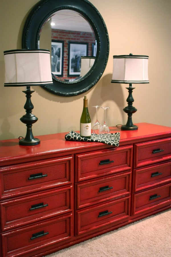 meuble-rouge-salon-extraordinaire