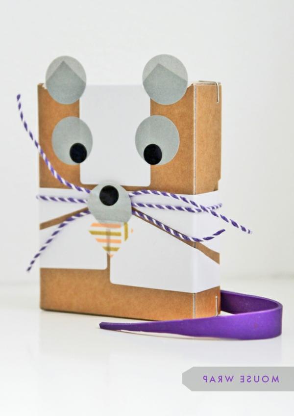 mignon-diy-souris-idée-emballage-original