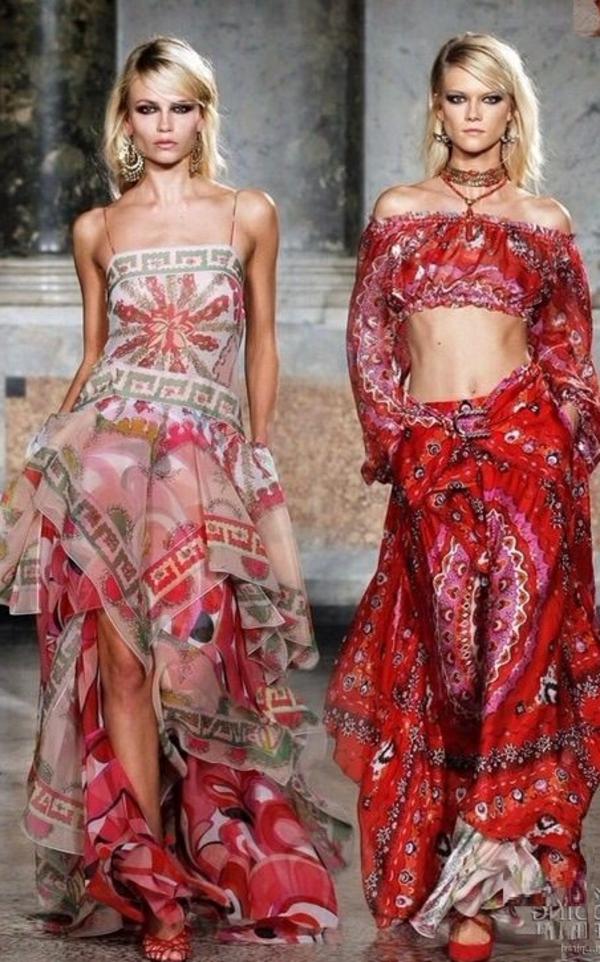 modèles-avec-robes-longues-cool-idée-chic-et-hippie