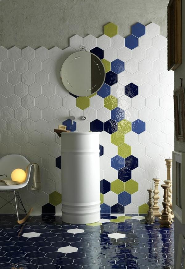 mosaïque-revétement-de-sol-salle-de-bain