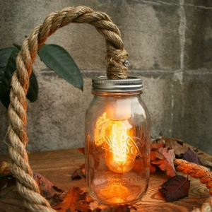 La lampe décorative , une décision créative pour la chambre!