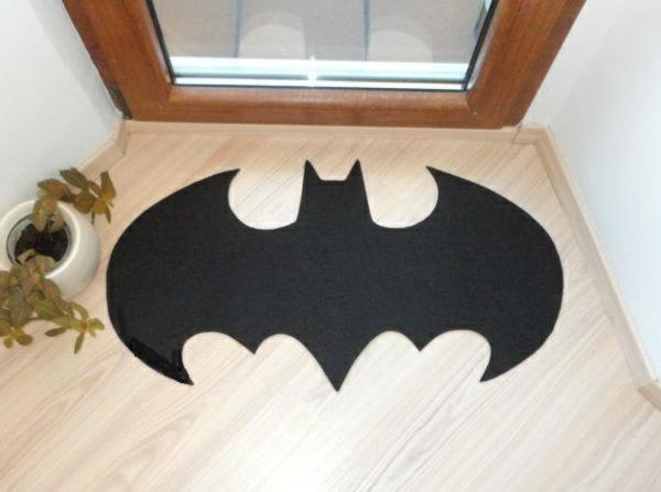 paillasson-original-batman-cool-idée-créative