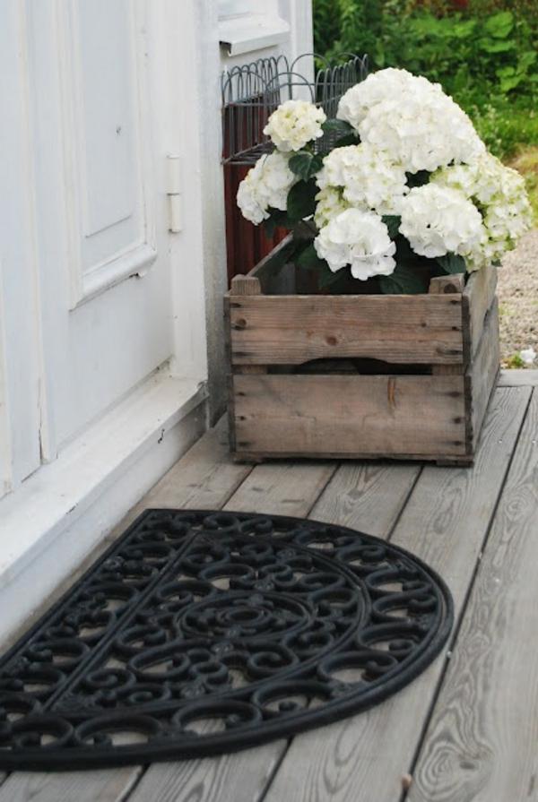 paillasson-original-maison-jolie-entrée-fleurs