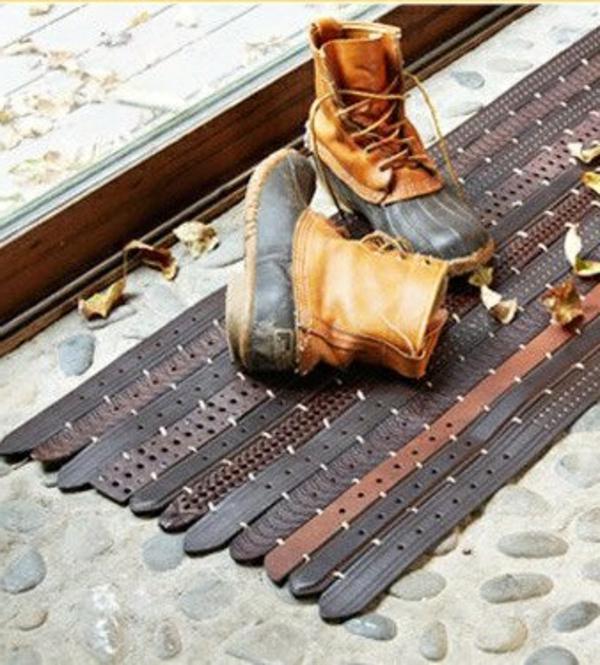 paillasson-original-recycler-des-belts-de-cuir