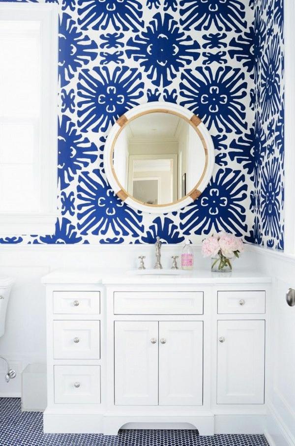 papier-peint-original-art-mural-salle-de-bain-originale