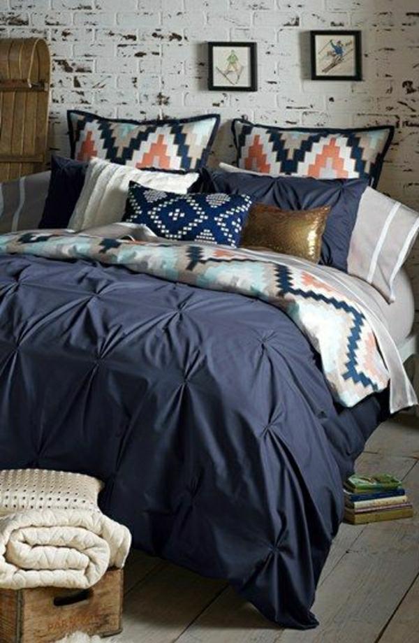 parure-de-lit-luxe-bleu