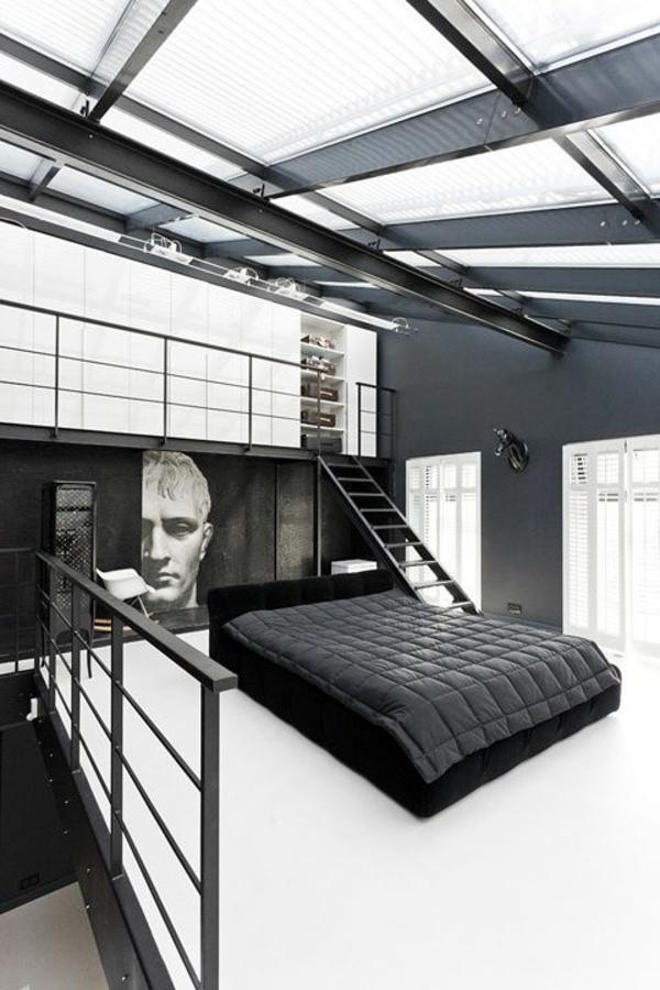peintures-murales-noir-blanc-
