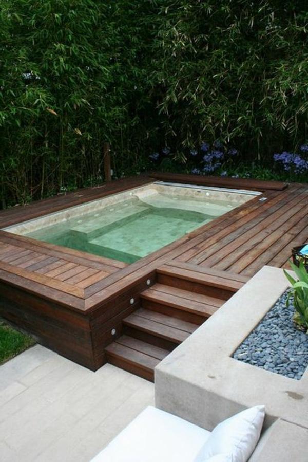 petite-piscine-hors-sol-décoration-extérieure-magnifique