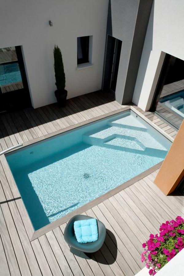 La petite piscine hors sol en 88 photos - Archzine.fr