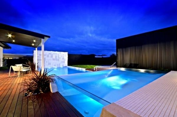 La petite piscine hors sol en 88 photos - Piscine fibre de verre hors sol ...