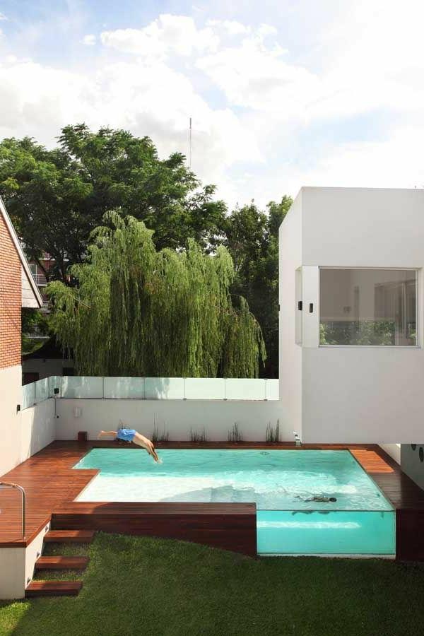 La petite piscine hors sol en 88 photos - Piscine carree hors sol ...