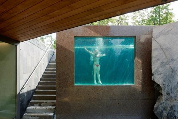 La petite piscine hors sol en 88 photos for Petite villa moderne