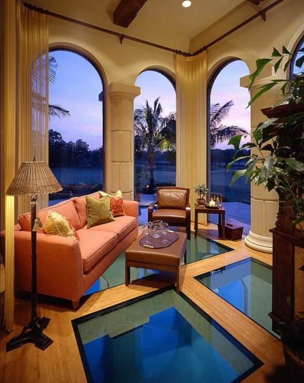 plancher-de-verre-maison-exotique-contemporaine