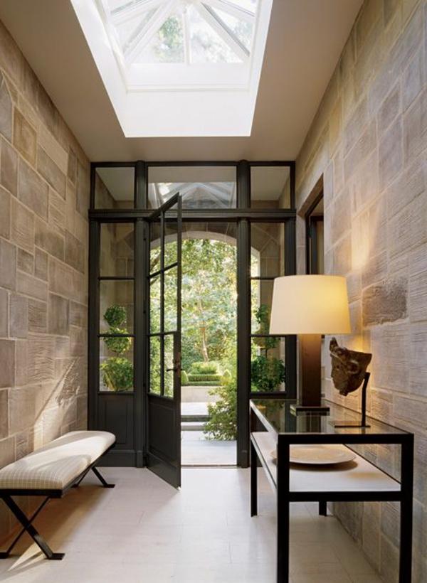 portes-d-entré-vitrées-moderne