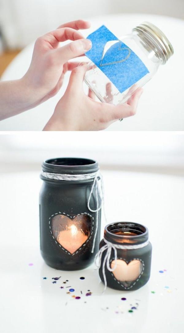 pot-avec-coeur-Bougies-décoratives-une-tendresse-incomparable