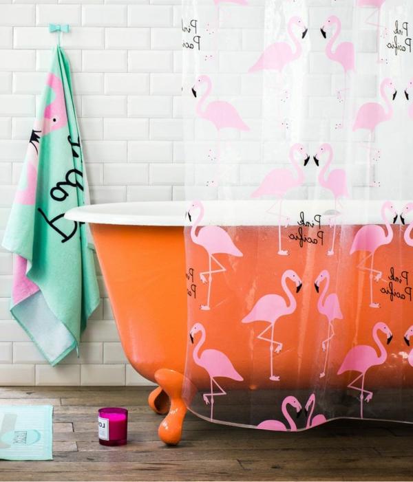 rideau-douche-original-pour-la-salle-de-bain-flamingos