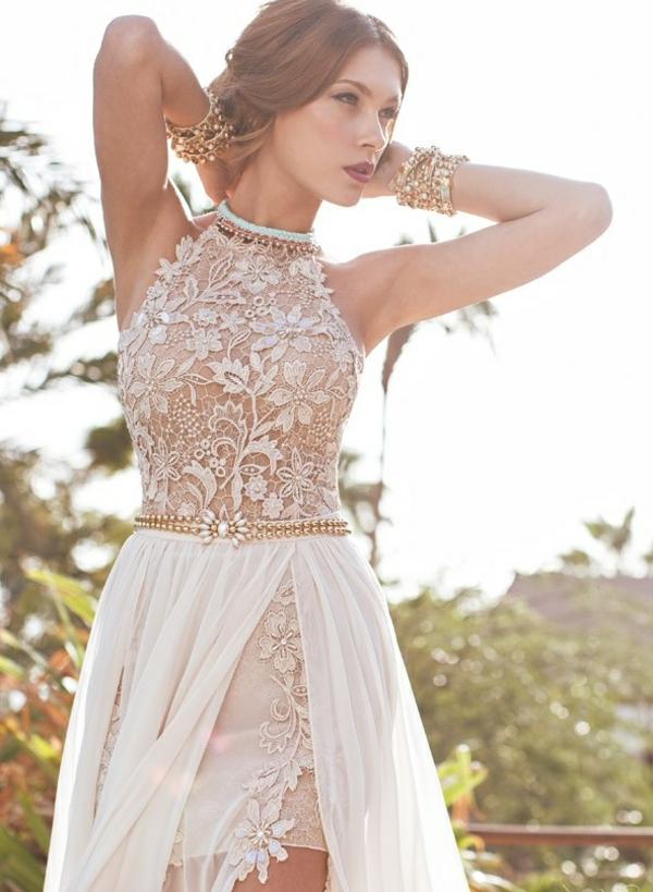 robe-blanche-de-soirée-longue-bal-de-promo