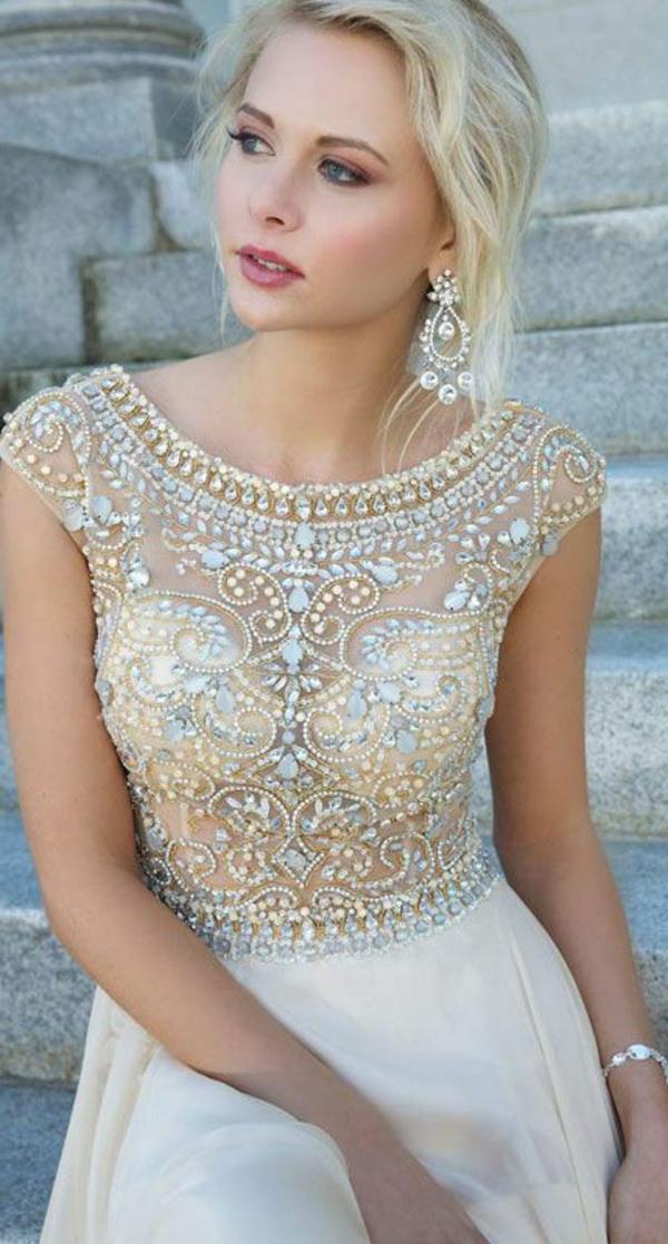 la robe de soir e   60 id es modernes