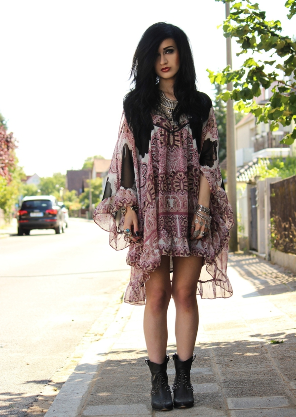 robe-hippie-chic-un-style-hippie-gothique