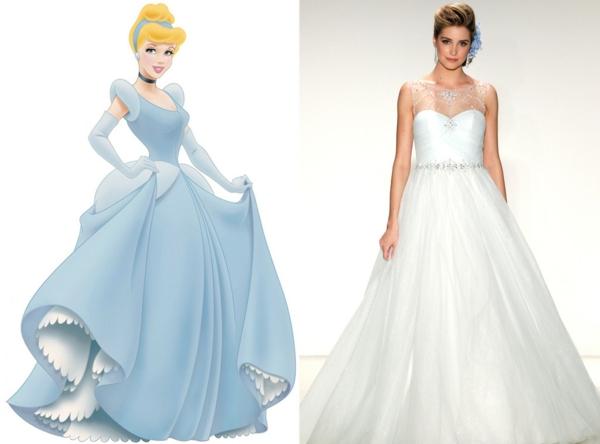 La Robe De Princesse Pour Votre Mariage Archzine Fr