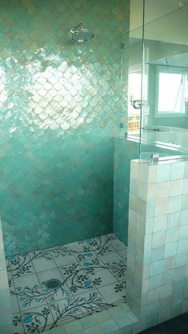 carrelage bleu salle de bain finest enchanteur carrelage salle de bain bleu et carrelage salle. Black Bedroom Furniture Sets. Home Design Ideas