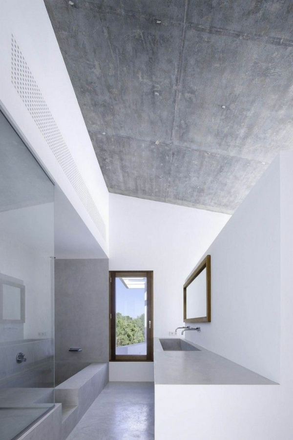 salle-de-bains-grise-design-minimaliste-moderne
