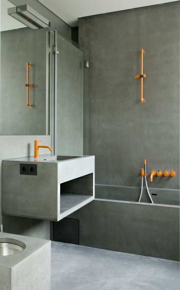 salle-de-bains-grise-design-phénoménal-de-salle-de-bains